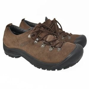 KEEN Leather Adventure Shoes Men's 9.5